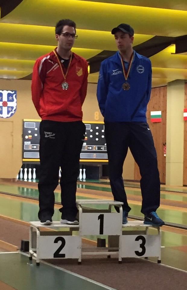 U23 männlich: Platz 3 - Dominik Schulz